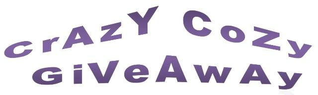 crazy cozy giveaway