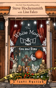 White Magic Five and Dime cover FINAL