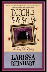 DEATH IN PERSPECTIVE LARISSA REINHART