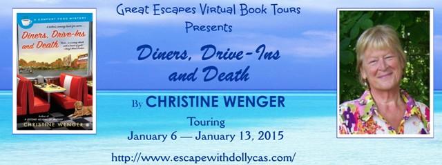 great escape tour banner large DINERS DRIVE INS DEATH640