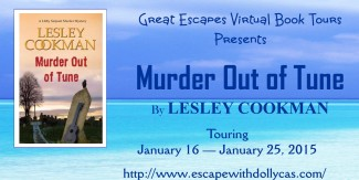 MURDER OUT OF TUNE BY LESLEY COOKMAN