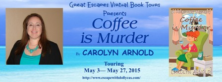coffee is murder large banner448