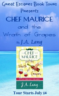 CHEF MAURICE 2  small banner