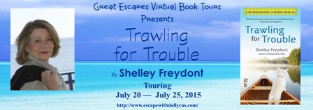 trawling trouble large banner448