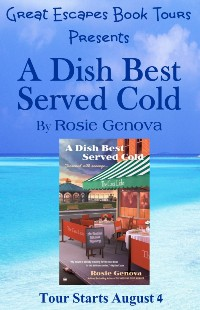A DISH BEST SERVED COLD SMALL BANNER