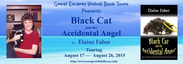 black cat accidental angel large banner6402