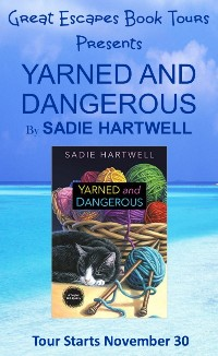 YARNED AND DANGEROUS small banner