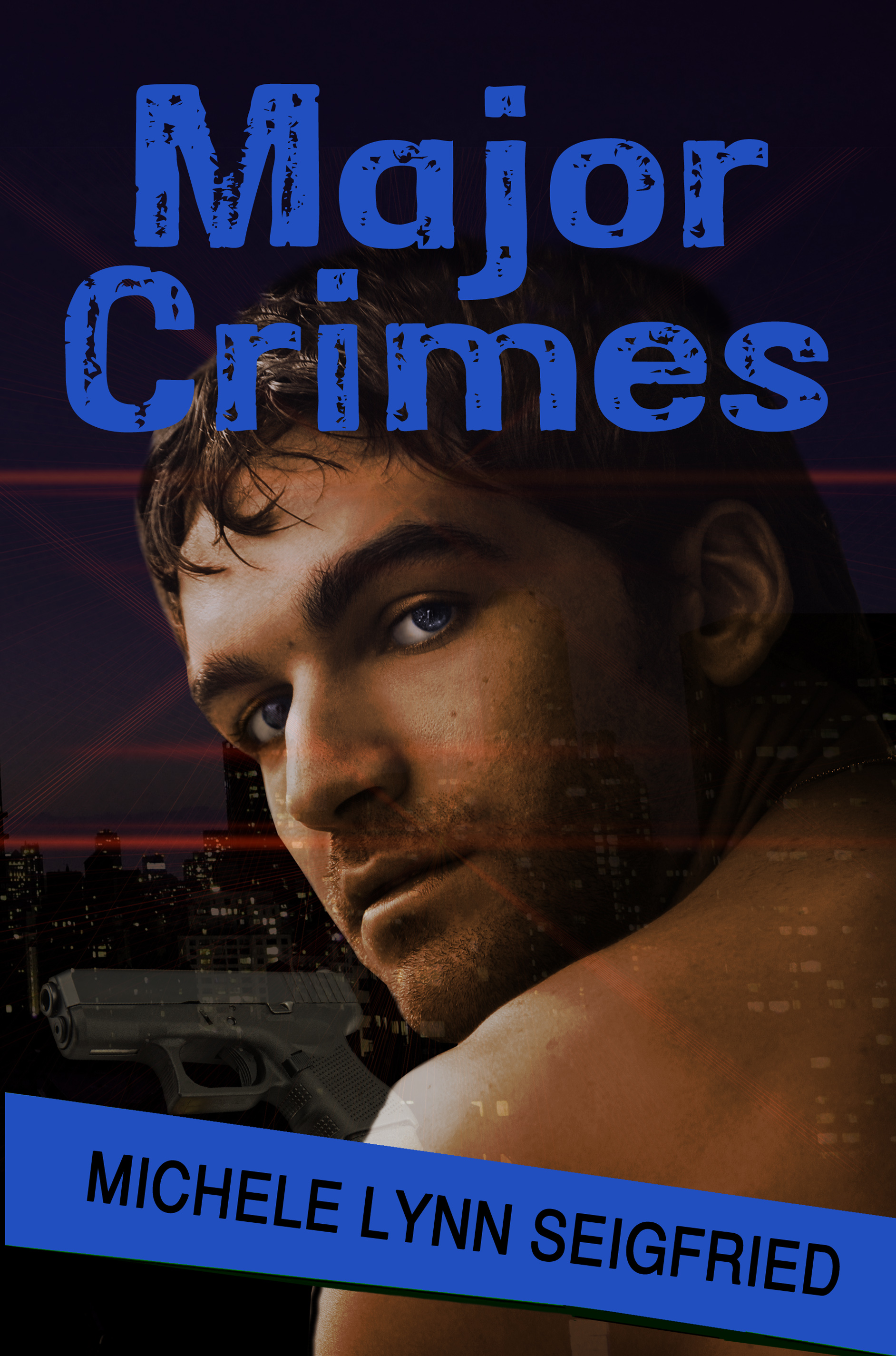 Major Crimes ebook cover