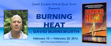 burning heat large banner448