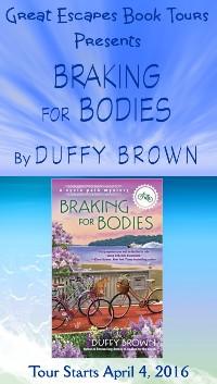 BRAKING FOR BODIES small banner