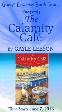 CALAMITY CAFE small banner