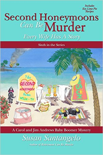 second honeymoons can be murder