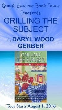 GRILLING THE SUBJECT small banner