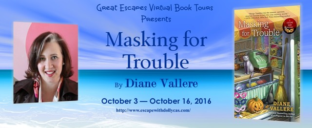 Masking for Trouble Tour