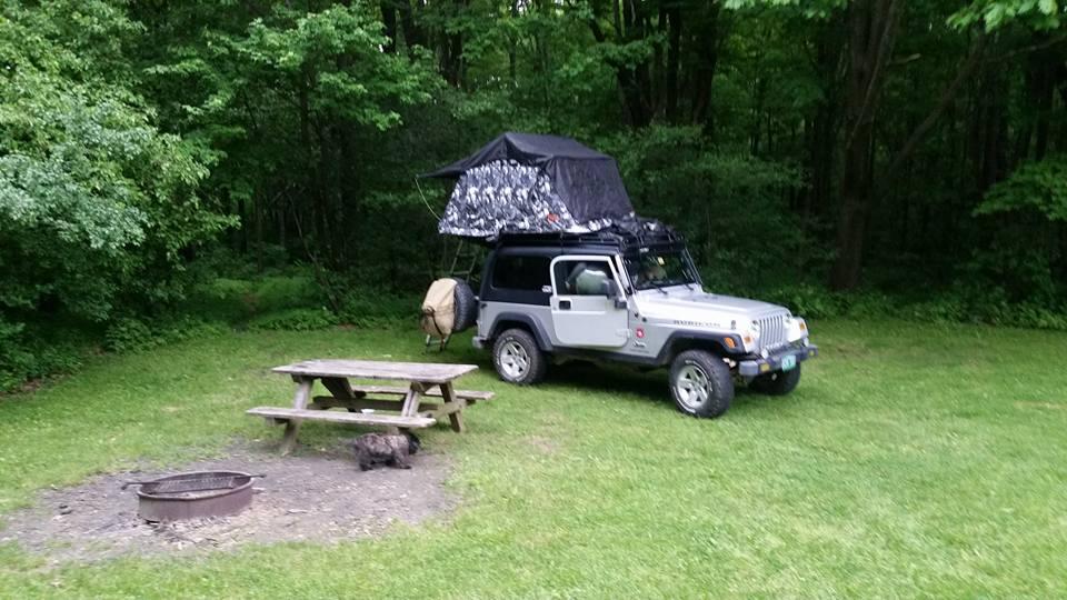 Adam's Jeep Tech post: Trip Discoveries
