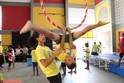 Atendimento pedagógico - Escola Pernambucana de Circo