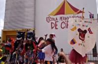 Imagem Bloco Escola Pernambucana de Circo em Folia
