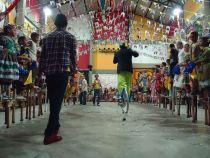 Quadrilha Junina na Perna de Pau 2014