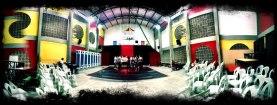 Escola Pernambucana de Circo - Instalações por Marcelo Lyra