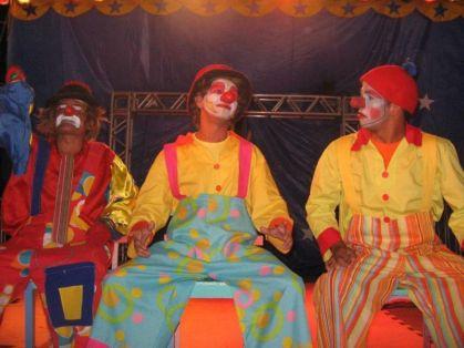 Trupe Circus - Estradas Cruzadas no Circo. (2006)