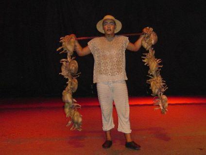 O Vendedor de Caranguejo. (2005)