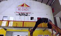 Trupe Circus - Treinamento diário