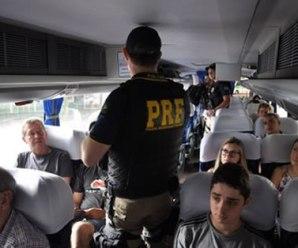 PRF lança Operação Carnaval 2017 com foco em velocidade, embriaguez e ultrapassagens