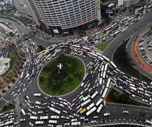 São Paulo tem o 6º pior trânsito do mundo. Conheça os 20 piores. EUA é o pior país com relação à trânsito