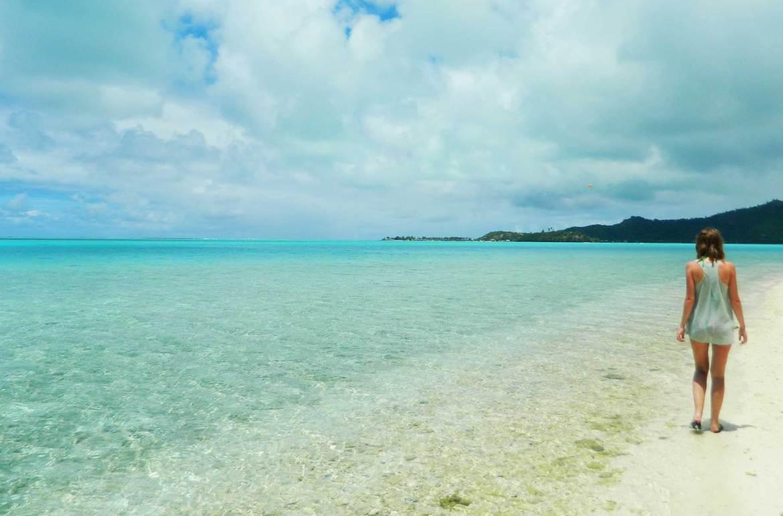 Motu Piti Aau, em Bora Bora - O que fazer na Polinésia