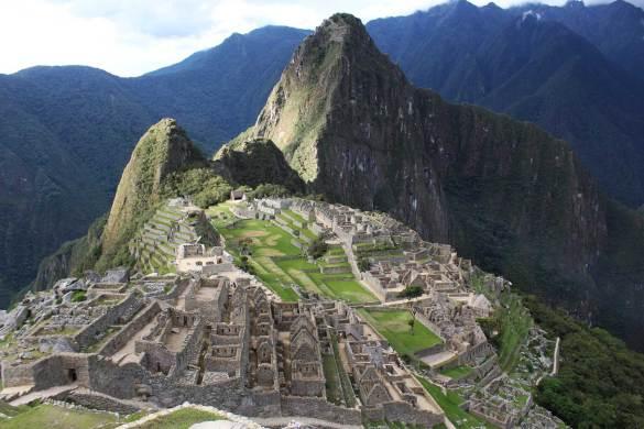 Machu Picchu, a melhor atração turística de 2017