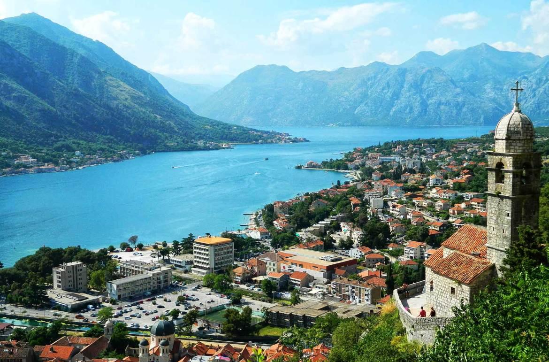 Atrações de Montenegro - Fortaleza de São João (Sveti Ivan)