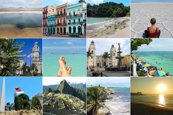 12 destinos para viajar gastando pouco