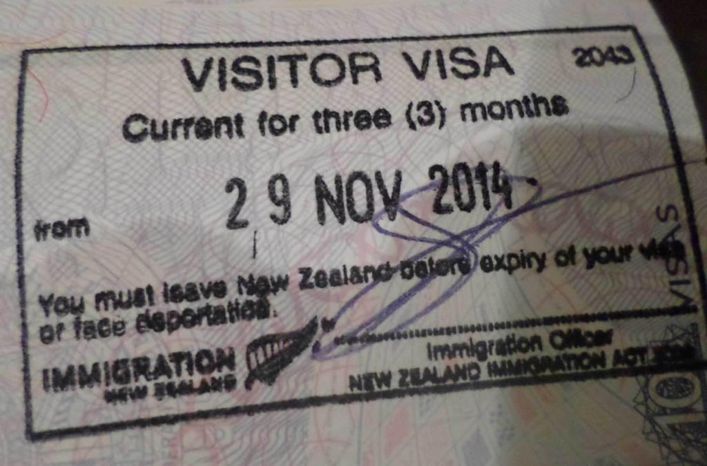 Precisa de visto para viajar à Nova Zelândia?