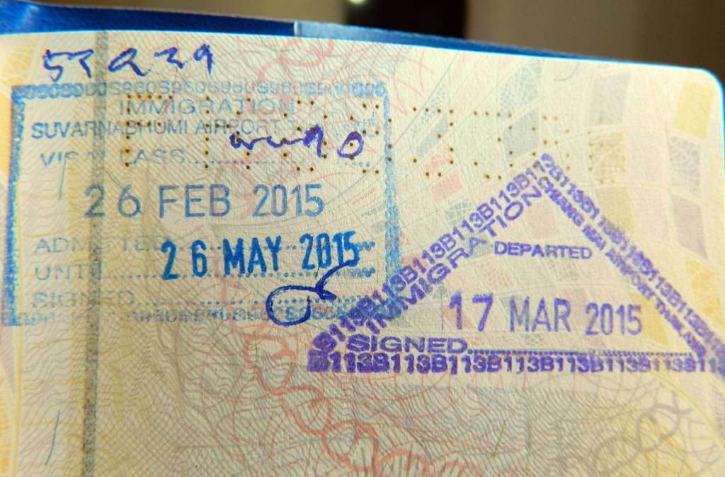 Precisa de visto para viajar à Tailândia?