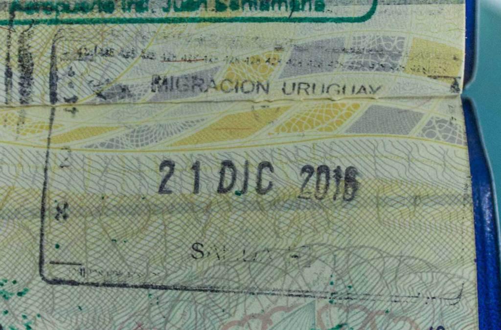 Precisa de visto para viajar ao Uruguai?