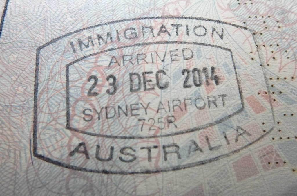 Precisa de visto para viajar à Austrália?