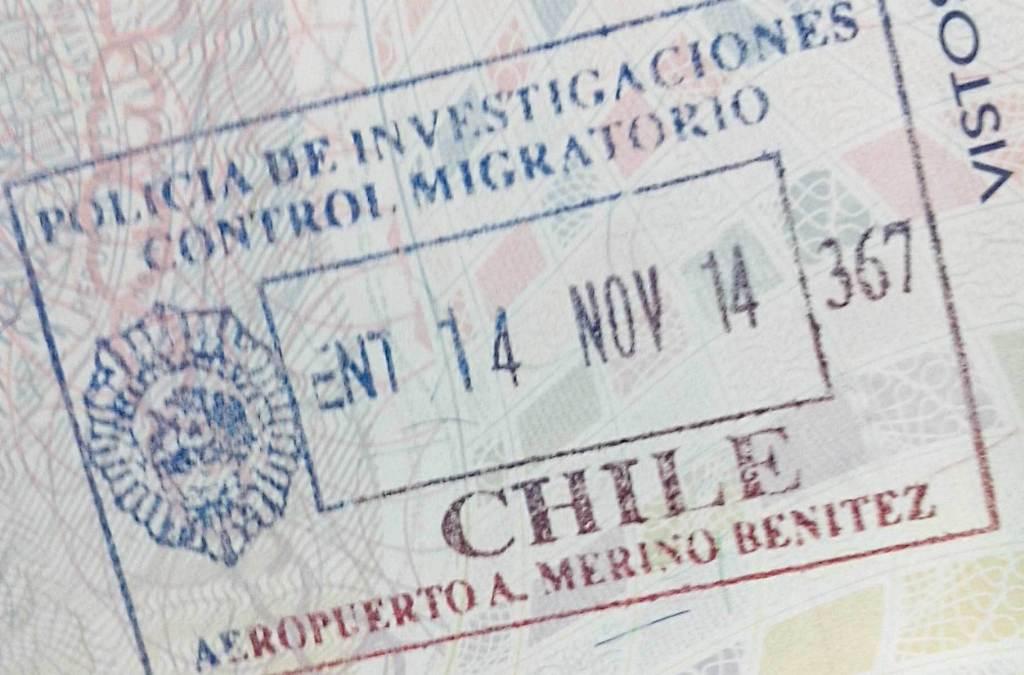 Precisa de visto para viajar ao Chile?