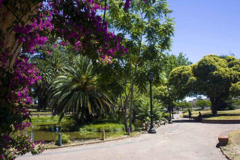 O que fazer em Montevidéu - Parque Rodó