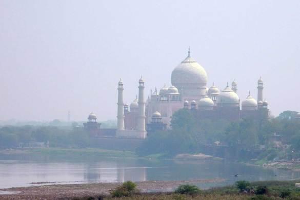 O que fazer na Índia - Taj Mahal