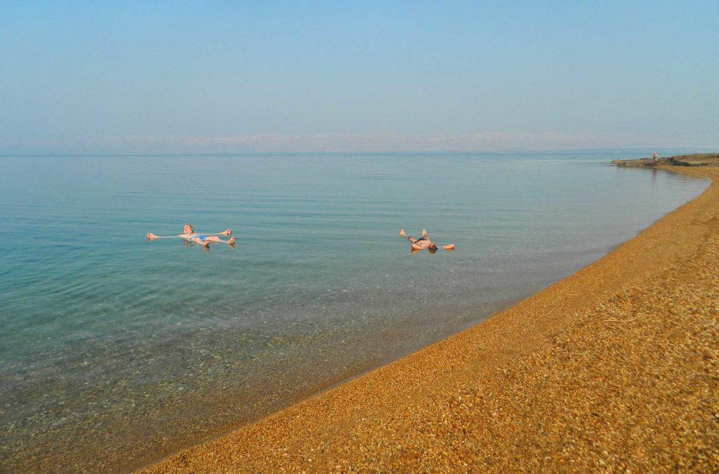 O que fazer na Jordânia - Mar Morto