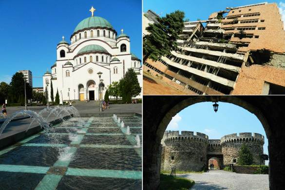 Guia de Viagem Belgrado: Tudo que você precisa saber