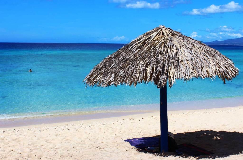 O que fazer em Cuba - Praia Maria Aguilar