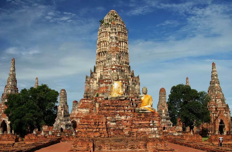 Roteiro de viagem pela Tailândia - Ayutthaya