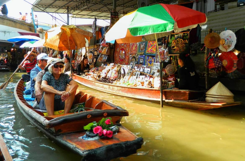Roteiro de viagem pela Tailândia - Bangkok