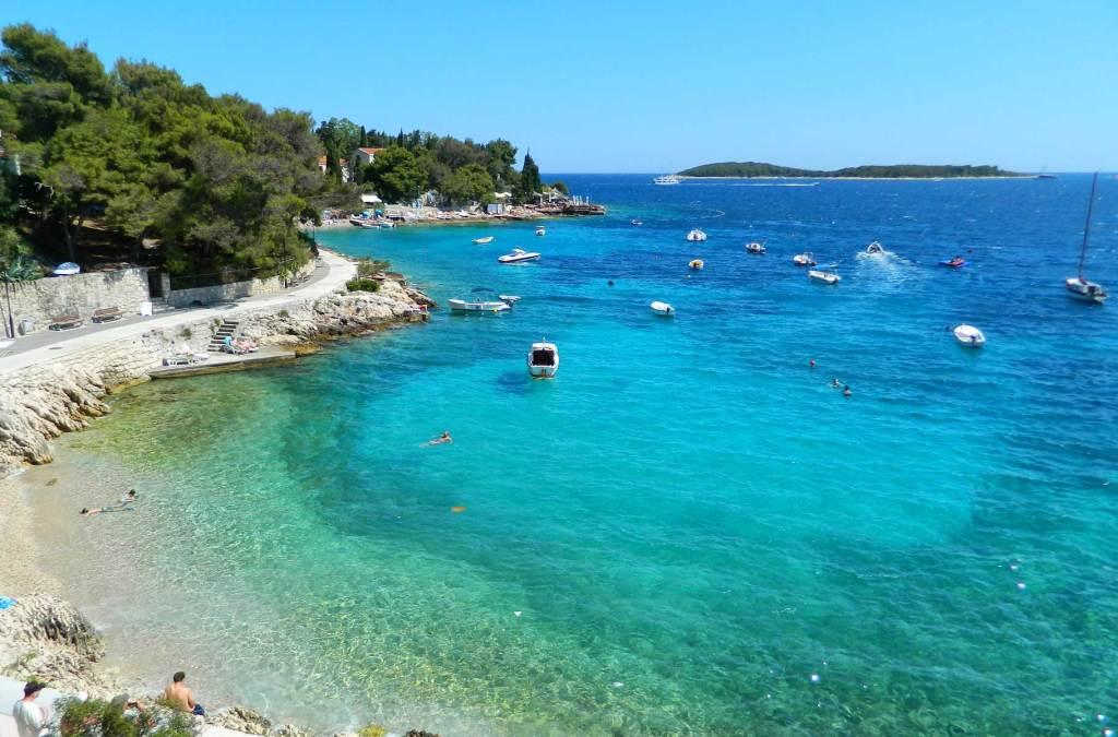 Praias mais bonitas da Europa - Hula Hula (Croácia)