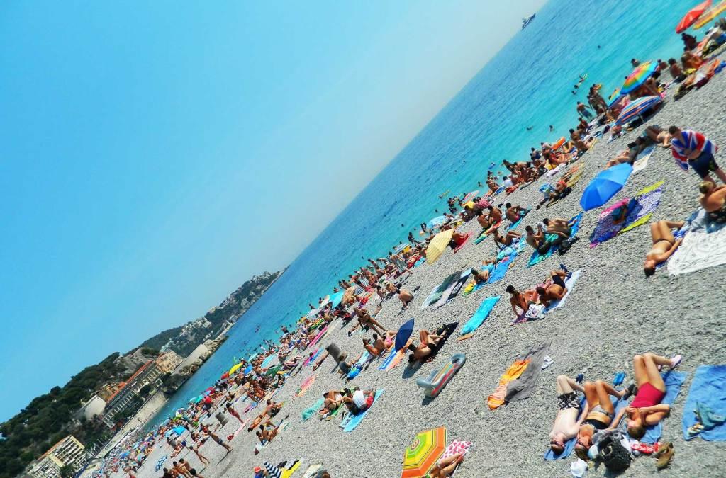 Praias mais bonitas da Europa - Nice (França)