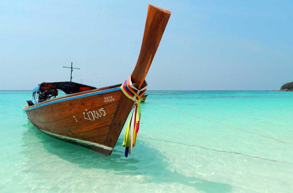 Quanto custa viajar para Tailândia - Transporte