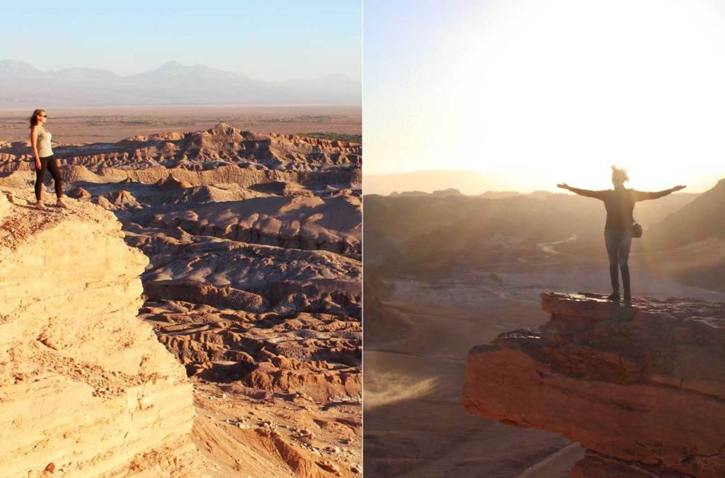 Como tirar boas fotos de viagem - Contra o sol
