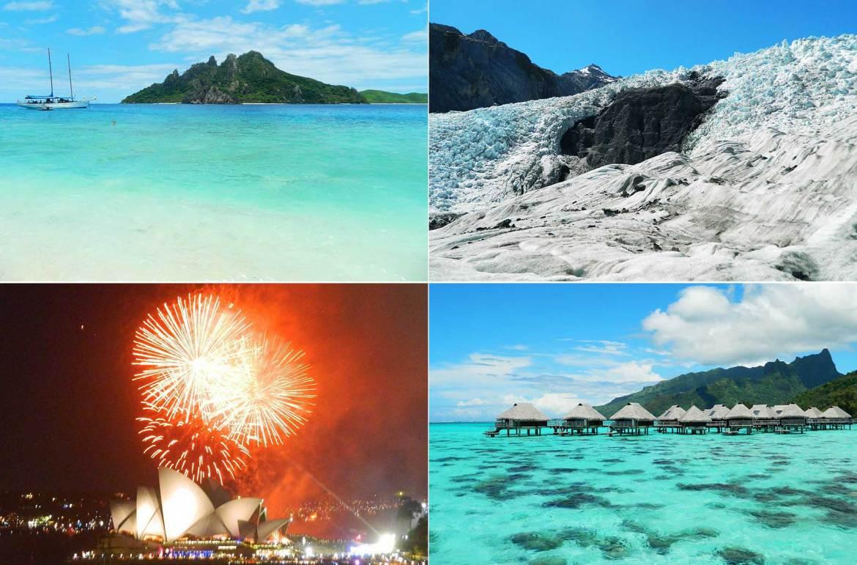 15 lugares imperdíveis na Oceania