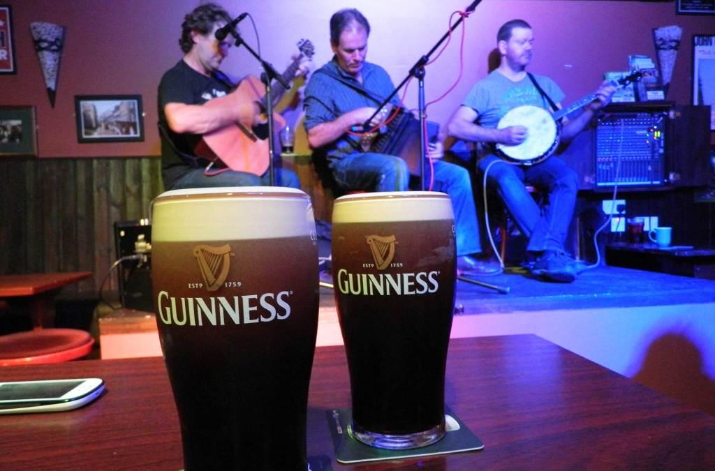 Roteiro na Irlanda - Pub Tigh Fox